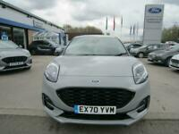 2020 Ford Puma 1.0 ECOBOOST ST-LINE X AUTOMATIC VERY LOW MILEAGE HATCHBACK Petro