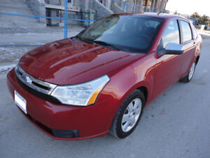 """2010 Ford Focus SE  """"Excellent Condition with Emission""""  $3200."""