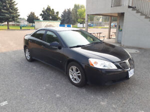 2006 Pontiac G6 New Brakes and more