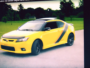 Scion tc 2012 Release Séries 7.0