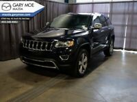 2016 Jeep Grand Cherokee Limited  - Leather Seats - $209 B/W