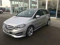 2018 Mercedes-Benz B Class B180d Sport Executive 5dr Auto 7 Speed Auto Diesel MP