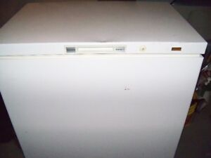 Freezer Kenmore Energy, Med Size, Grt working cond, White, etc.