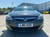 2011 Vauxhall Astra 1.6 EXCLUSIV 5DR AUTOMATIC Hatchback Petrol Automatic