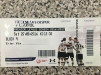Tottenham Hotspur (Spurs) V (The Reds) Liverpool