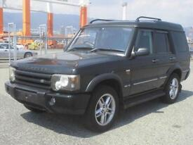2004 54 LAND ROVER DISCOVERY 2 ES V8 AUTOMATIC RUST FREE