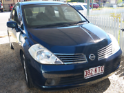 Nissan Tiida STL 2008 Blue Sedan Automatic Woody Point Redcliffe Area Preview