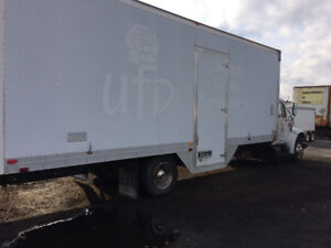 Various trailers and containers forsale