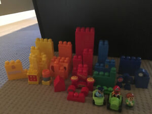 Mega Blocks Set 154 Pieces