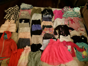 2T Brand Name Lot of  Girl Clothes