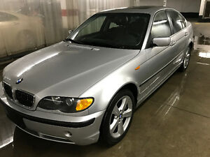 2005 BMW 330XI AWD, Android Navigation, heated sports seats
