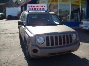 Jeep Patriot Sport climatisé 2008