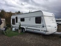 2010/2011 fendt platin 23ft caravan