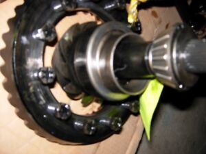 "Ford (Sterling) 10.25"" Gears 3:55 ratio. Ring and pinion"