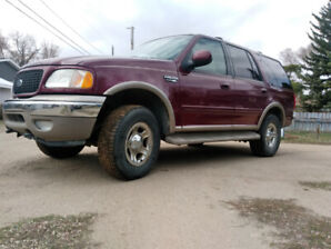 2001 Ford Expedition Eddie Bauer 5100 OBO!!