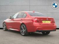 2017 BMW 3 Series 320d xDrive M Sport Saloon Saloon Diesel Automatic