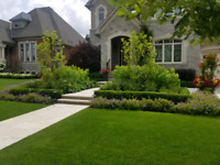 BRAMPTON RESIDENTIAL LANDSCAPING AND MAINTENANCE!