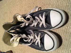 Never been worn converse shoes!
