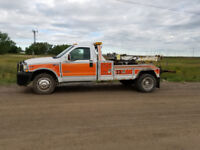 2004 Ford F-550 XLT Tow Truck Diesel For sale ****CALLS ONLY**** Winnipeg Manitoba Preview