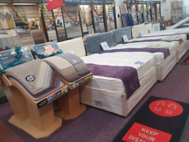 BEDS FROM £59- SAME DAY DELIVERY - ESTABLISHED STORES