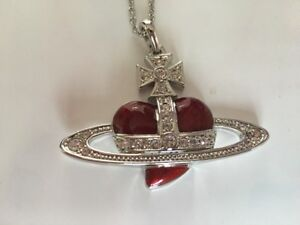 Brand New Authentic Vivienne Westwood necklace with pendant