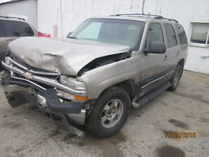 LAST CHANCE PARTS! 2000 CHEVY TAHOE @ PICNSAVE WOODSTOCK!