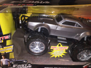 Brand new fast and furious offroad elite RC