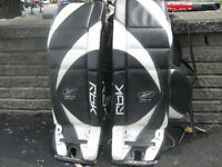 RBK 36+1 TEST NHL  GOALIE PADS FOR SALE.