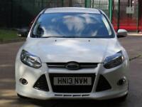 2013 13 FORD FOCUS 1.6 ZETEC S S/S 5D AUTO 124 BHP