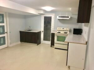 2 Masters bedroom basement apparment for rent