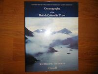 Oceanography of the British Columbia Coast by Richard Thomson