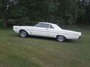 For Sale Classic 1966 Meteor Montcalm Convertible