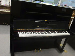 Two pianos for sale $3000 each incl warranty, del & tuning!