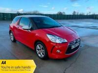 2010 Citroen DS3 HDI DSTYLE HATCHBACK Diesel Manual
