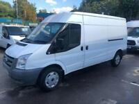 2011 61 FORD TRANSIT 2.4 TDCI, 330 LONG WHEEL BASE, SEMI HIGH ROOF, 6 SPEED, GOO
