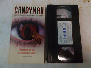 Horror VHS Tapes For Sale, List Inside, Some Rare Horror Movies! London Ontario image 10