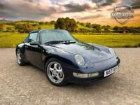 1995 Porsche 911 2dr CONVERTIBLE Petrol Manual