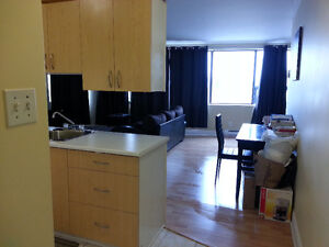 99 Promenade du Portage Hull Furnished One Bedroom Apartment