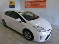 2015 Toyota Prius 1.8 134bhp Nav CVT T3 Hybrid ELECTRIC, **BUY FOR £76 A WEEK**