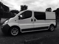 Vauxhall Vivaro Campervan may P/x or Swap
