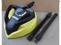 Karcher T450 pressure washer patio / deck cleaning head.