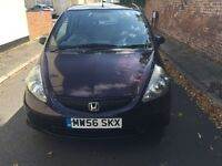 Honda Jazz 1.3 service history low mileage