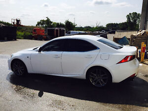 2014 Lexus IS250 F-Sport Sedan AWD/GPS FULLY LOADED