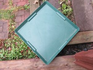 FLOOR TRAY TO SET TREE STAND IN - REDUCED!!!!