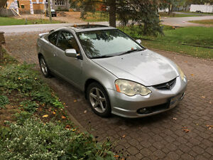 2002 Acura RSX Premium Coupe (2 door)