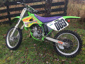 KX 125 Well Cared For