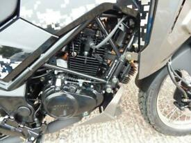 SYM NHT 125cc Trail Adventure Motorcycle Learner Legal motorbike 5 year Warra...