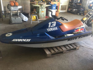 Wave runner yamaha