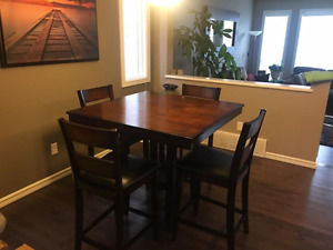 Almost new kitchen set pick up only