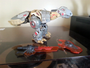 Transformers Generations Voyager Class Grimlock for parts/repa